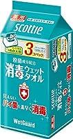 日本製紙 SCTウェットGボックスカエ 3P x1個 Japan
