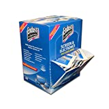Endust for Electronics, Individually wrapped, 150 Anti-static wipes, Removes fingerprints, smudge and smear removal (14316)