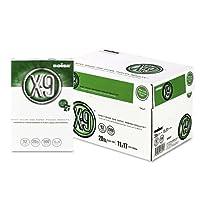 Boise X - 9コピー用紙、92明るさ、20lb、11x 17、白、2500シート/カートン
