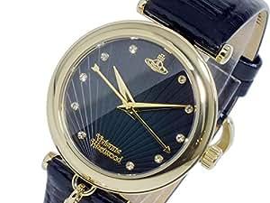 ヴィヴィアン ウエストウッド VIVIENNE WESTWOOD クオーツ 腕時計 VV108BKBK [並行輸入品]