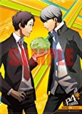 ビジュアルシートコレクション Persona4 the ANIMATION BOX
