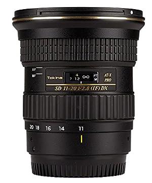 Tokina 超広角ズームレンズ AT-X 11-20 F2.8 PRO DX 11-20mm F2.8 キヤノンEF用 フード付属 APS-C対応 634394