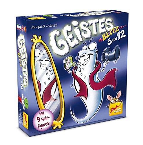 おばけキャッチ (Geistesblitz) 5 vor 12 ボードゲーム