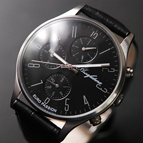 [アルカフトゥーラ]ARCA FUTURA 腕時計 EC483BK