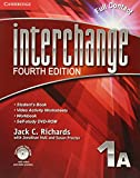 Interchange Level 1 Full Contact A with Self-study DVD-ROM, 1A. 4th ed. (Interchange Fourth Edition)