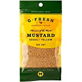 G-Fresh Mustard Seeds Yellow Refill, 30 g