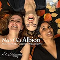 NEW OLD ALBION MUSIC AROUND THE HARP CONSORTS