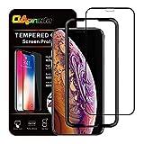 Best 3電話ケースに注意してください。 - 【改善版 XR フィルム】OAproda iPhone XR ガラスフィルム 液晶強化ガラス 全面フルカバー【ガイド枠付き】【存在感ゼロ/画面鮮やか高精細/貼り付け簡単 Review