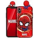 マーベル アベンジャーズ Marvel Avengers フィギュア 鏡ミラー·カード収納ケース Figure Mirror Card Case (Samsung Galaxy S10 Plus, スパイダーマン Spider Man) 並行輸入品