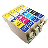 エプソン EPSON IC69L(IC4CL69L) 互換インクカートリッジ 4色セットブラック増量タイプ