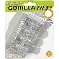 Gorilla Tips Small Clear ゴリラチップス 指先が痛くない クリアカラー Sサイズ