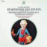 L.モーツァルト&W.A.モーツァルト:おもちゃの交響曲ほか