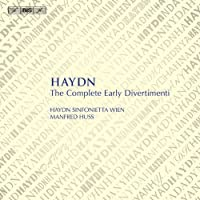 ハイドン:初期ディヴェルティメント全集 (Haydn : The Complete Early Divetimenti / Haydn Sinfonietta Wien) (5CD)
