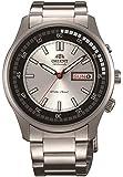[オリエント]ORIENT 腕時計 自動巻 Marshall(マーシャル) ホワイト 海外モデル 国内メーカー保証付き SEM7E002W9