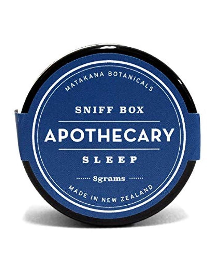 設置とても多くのサークルAPOTHECARY/スニフボックス スリープアロマビーズ アロマ フレグランス 香り玉
