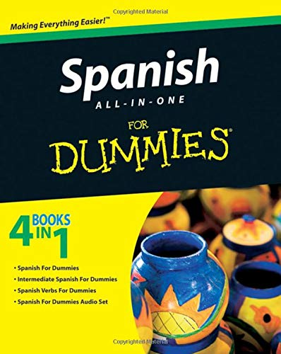 Download Spanish All-in-One For Dummies (For Dummies Series) 0470462442