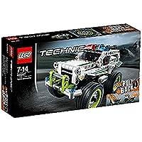 レゴ (LEGO) テクニック 4WDポリスカー 42047