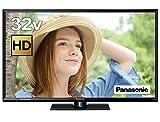 パナソニック 32V型 液晶 テレビ VIERA ハイビジョン 裏番組録画対応 TH-32F300