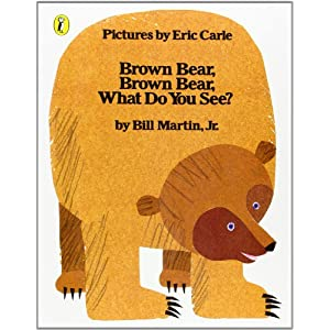 Brown Bear, Brown Bear, What Do You See? (Picture Puffins)