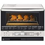 日立 過熱水蒸気オーブンレンジ ヘルシーシェフ ホワイト MRO-RS8 W