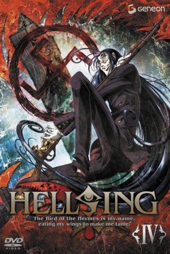 HELLSING IV〈通常版〉 [DVD]の詳細を見る