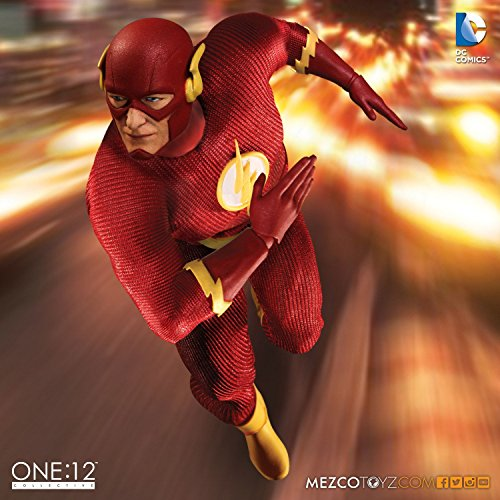 The Flash One : 12 Collectiveアクションフィギュア