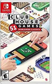 Clubhouse Games: 51 Worldwide Classics(輸入版:北米)- Switch