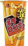 森永製菓  ポテロング<じゃがバター醤油味>  43g×10箱