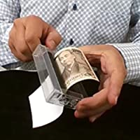 「うらら トリック 」 手品 グッツ 貴方をお金持ちにする印刷機 (説明 動画付) マジック