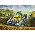 1/35 M24チャーフィー軽戦車/朝鮮戦争ver