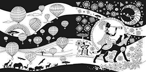 世界一周 ときめきの旅 music rendezvous かわいい楽しいぬり絵ブック