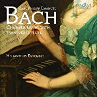 C.P.E. Bach: Chamber Music with Transverse Flute by Helianthus Ensemble