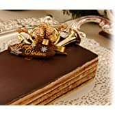 【遅れてごめんね】クリスマスケーキ・オペラ ショコラティーヌ(チョコレートケーキ)クリスマスケーキ! 5人分