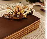 【クリスマスケーキ・オペラ 2009年】2009年12月中旬以降発送!ショコラティーヌ(チョコレートケーキ)クリスマスケーキ予約承り中!パーティーやバースデーケーキにもどうぞ!クリスマス ケーキ神戸お取り寄せスイーツ