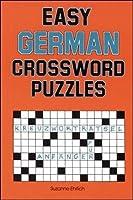 Easy German Crossword Puzzles (Language - German)