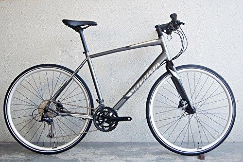 世田谷)SPECIALIZED(スペシャライズド) SIRRUS SPORT(シラス スポーツ) クロスバイク 2017年 Lサイズ