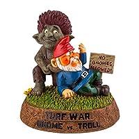 BigMouth Inc. The Turf War Garden Gnome - Troll vs. Gnome! [並行輸入品]