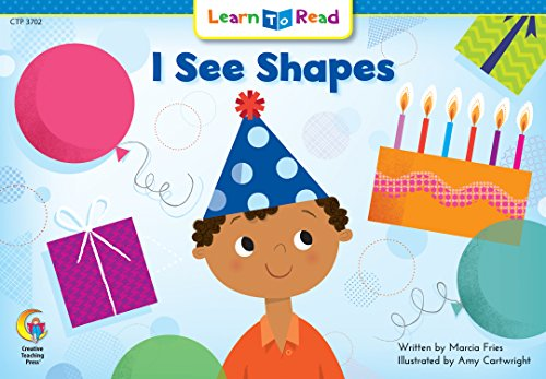 I See Shapes (Emergent Readers Series)の詳細を見る