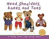Head, Shoulders, Knees, and Toes (Teddy Bear Sing Along)