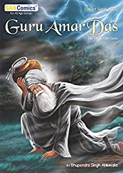 Guru Amar Das: The Third Sikh Guru (Sikh Comics) (English Edition)
