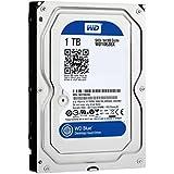 WD HDD 内蔵ハードディスク 3.5インチ 1TB Blue WD10EZEX / 7,200rpm / SATA 6Gb/s / 2年保証
