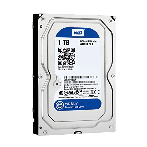 Digital HDD 内蔵ハードディスク 3.5インチ 1TB WD Blue WD10EZEX SATA6.0Gb s 7200rpm 64MB 2年保証