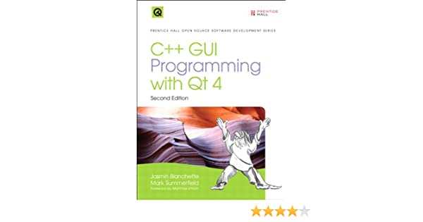 Amazon | C++ GUI Programming with Qt4 (2nd Edition) (English Edition
