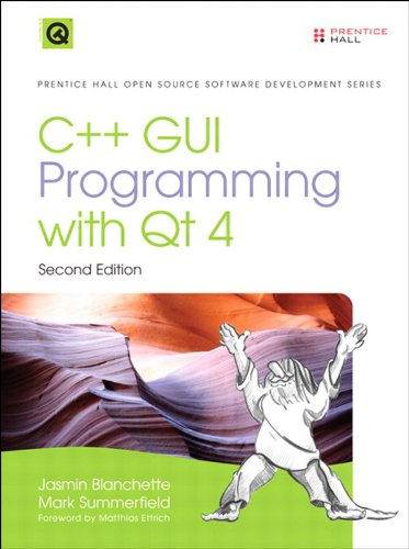 Amazon | C++ GUI Programming with Qt4 (2nd Edition) (English