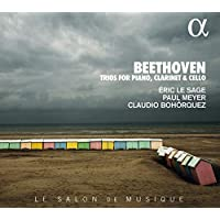 Beethoven: Trios For Piano, Clarinet & Cello
