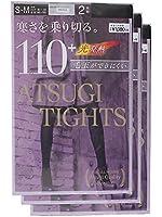 (アツギ)ATSUGI アツギタイツ 110デニール <2足組3セット>