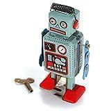 Amazon.co.jpクロックワーク ワインドアップ メタル ウォーキング ブリキ トイ ロボット レトロ キッズ ギフト 並行輸入品