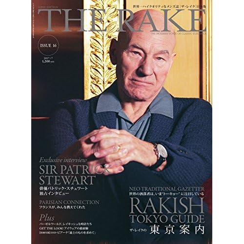 THE RAKE JAPAN EDITION(ザ・レイク ジャパン・エディション) ISSUE16 (2017-05-24) [雑誌]