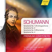 Schumann: Symphonies 1 - 4 (2011-10-25)