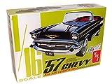 AMT 1/16 1957 シェビー ベル エア コンバーチブル プラモデル AMT1159